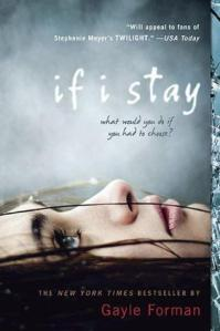 If I Stay by Gayle Forman. ebook. YA Fiction. Publisher: Penguin Group